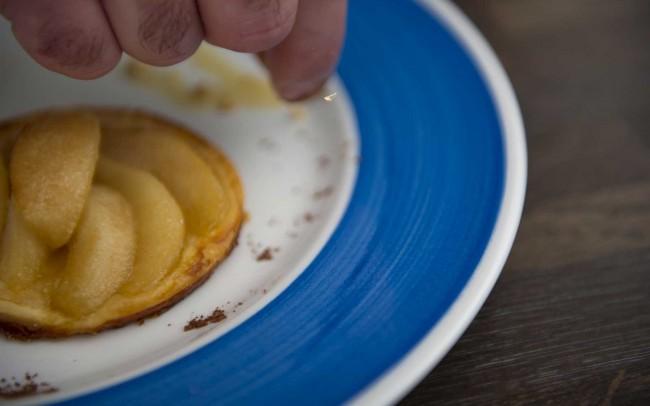 dessert tarte aux pommes